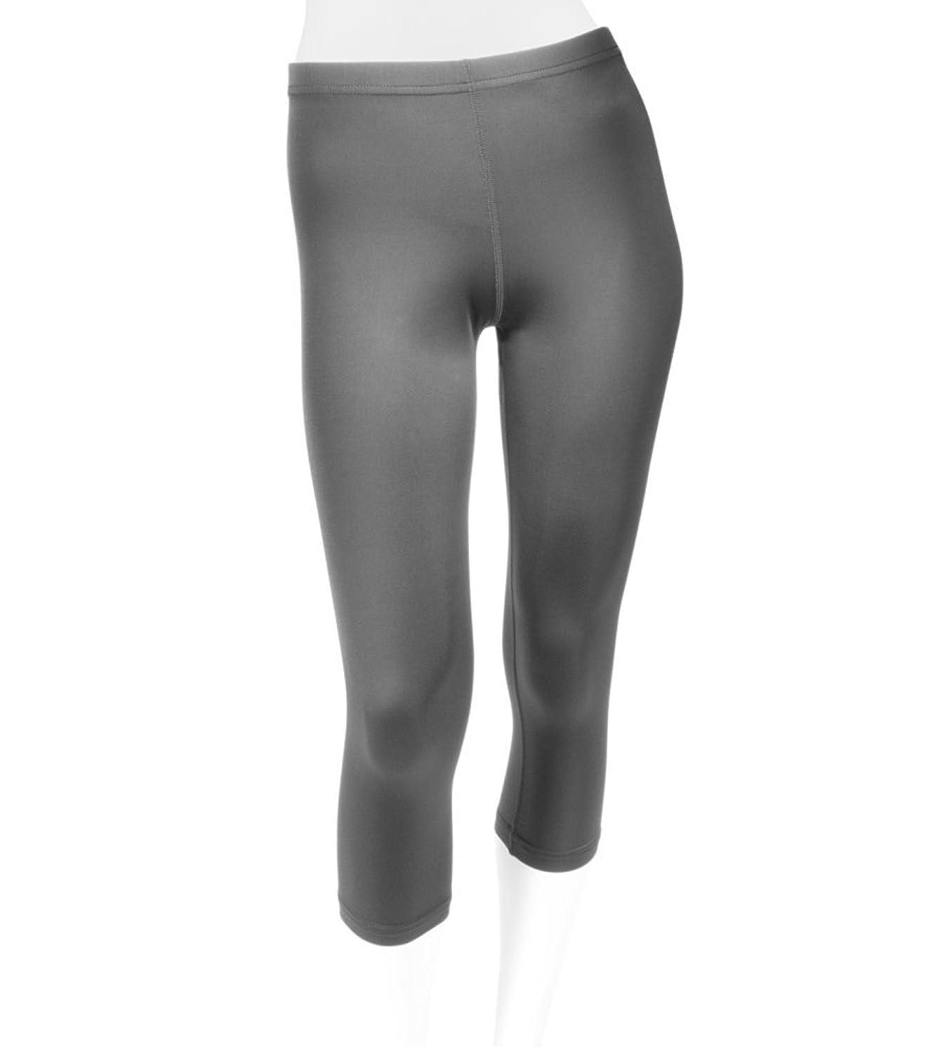 AERO|TECH|DESIGNS ATD Plus Women's Cycling Knickers Padded Spandex Capri - Made in USA
