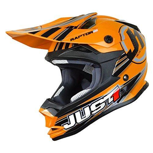 Just 1 Helmets 606321015100402J32Motocross caschi