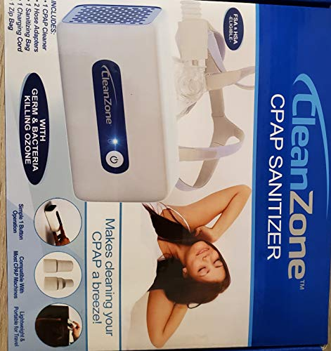 CleanZone CPAP Sanitizer