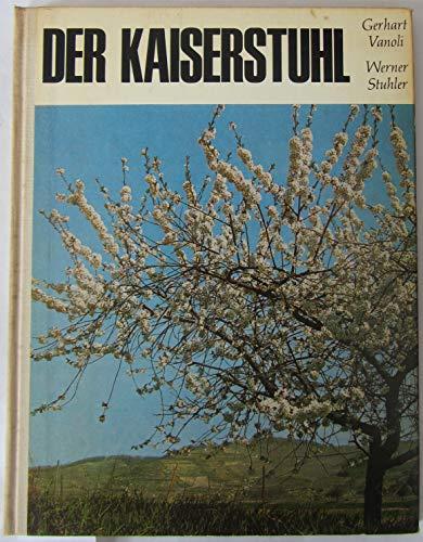 Der Kaiserstuhl. Mit zahlr. Photos a. Taf. v. W. Stuhler. (Karlsruhe 1969). 4°. 103 S. Farb. ill. Ohlwd.