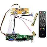 VSDISPLAY HD-MI +USB+Audio +Remote LCD Controller Board Kit Fit for Arcade1UP Screen WYD170SKD-01, M170EG01,17'' 19'' 1280X1024 4CCFL 30Pin LCD Panel,HSD190MEN4 HSD190ME12 LTM170EU LM190E02 and so on
