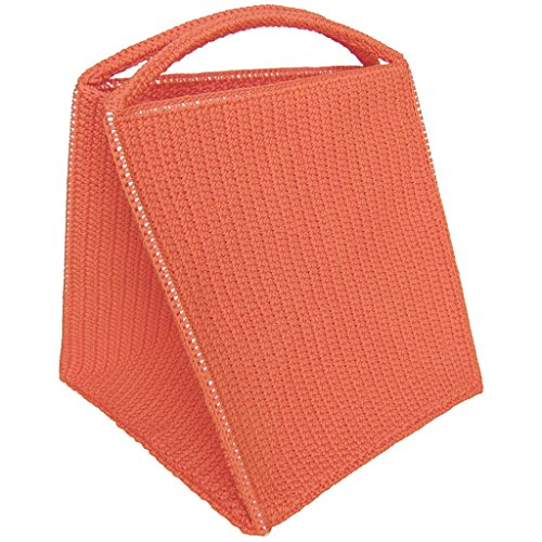 laroom 13292 – Panier, Couleur Orange