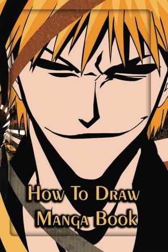 How To Draw Manga Book: draw manga faces
