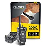 Dogtra 200C Waterproof ½-Mile One-Handed Operation Remote Training Dog E-Collar