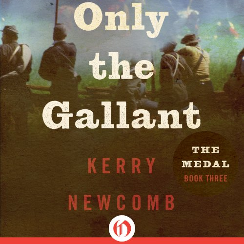Only the Gallant audiobook cover art