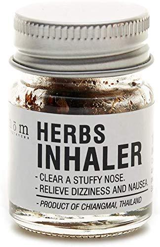 Aromatherapy Herbal Nasal Inhaler from Thailand   Enhances...