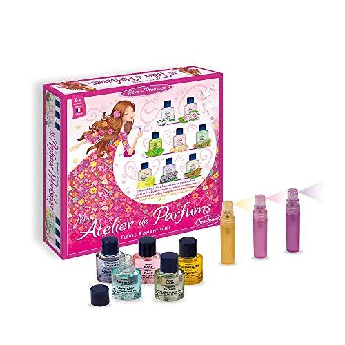 Sentosphère - 141 - Kit de cosméticos - Taller de mi perfume - Flores...