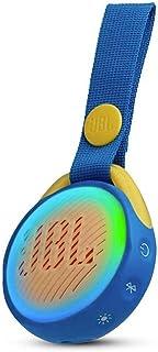 JBL by Harman JRPOP Portable Bluetooth Speaker for Kids - Blue - JBLJRPOPBLUAM (Renewed)