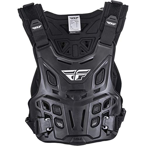 Fly Racing Revel Race Roost Guard (Black)