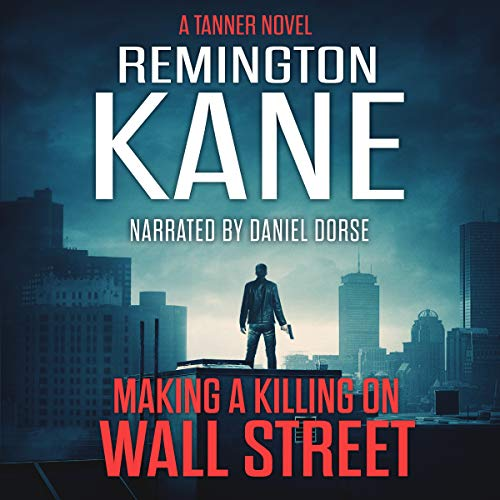 Making a Killing on Wall Street audiobook cover art