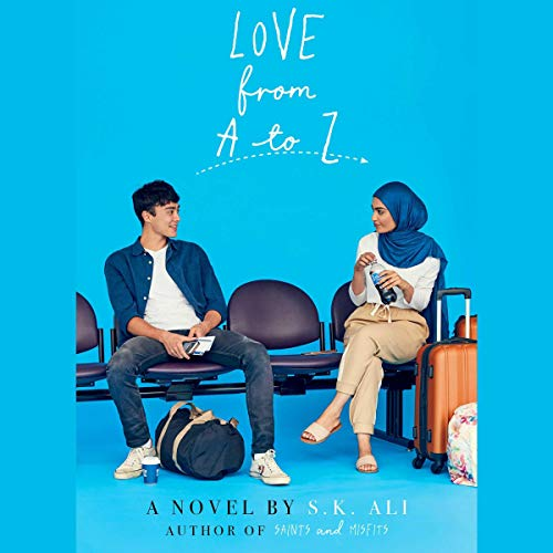 Couverture de Love from A to Z