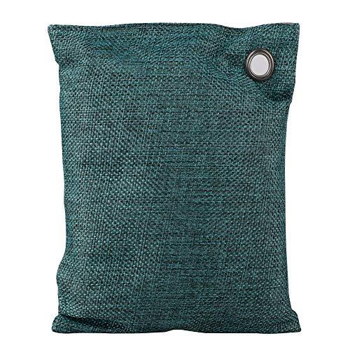 Tasche aus Aktivkohle zur Geruchsentfernung Die Beutel aus Bambuskohle reinigen 15 x 19 cm für Kleidung Absorbieren Feuchtigkeit C