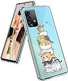 Compatible con Samsung Galaxy A52 5G, carcasa de...