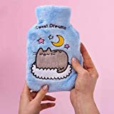 Thumbs Up Pushhotwbsd, Mini Borsa dell' Acqua Calda Pusheen, Blu, Small Donna, Blue, S...