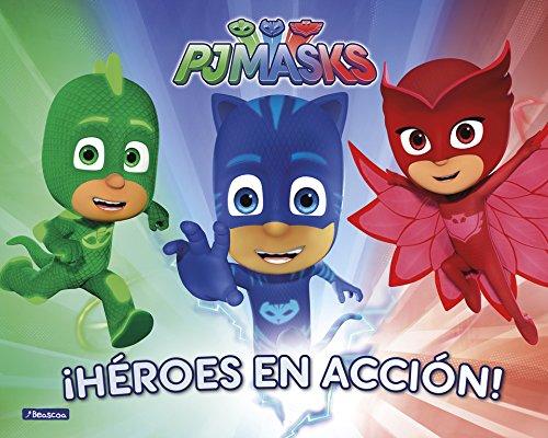 PJ Masks. ¡Héroes en acción! (PJ Masks. Libro regalo)