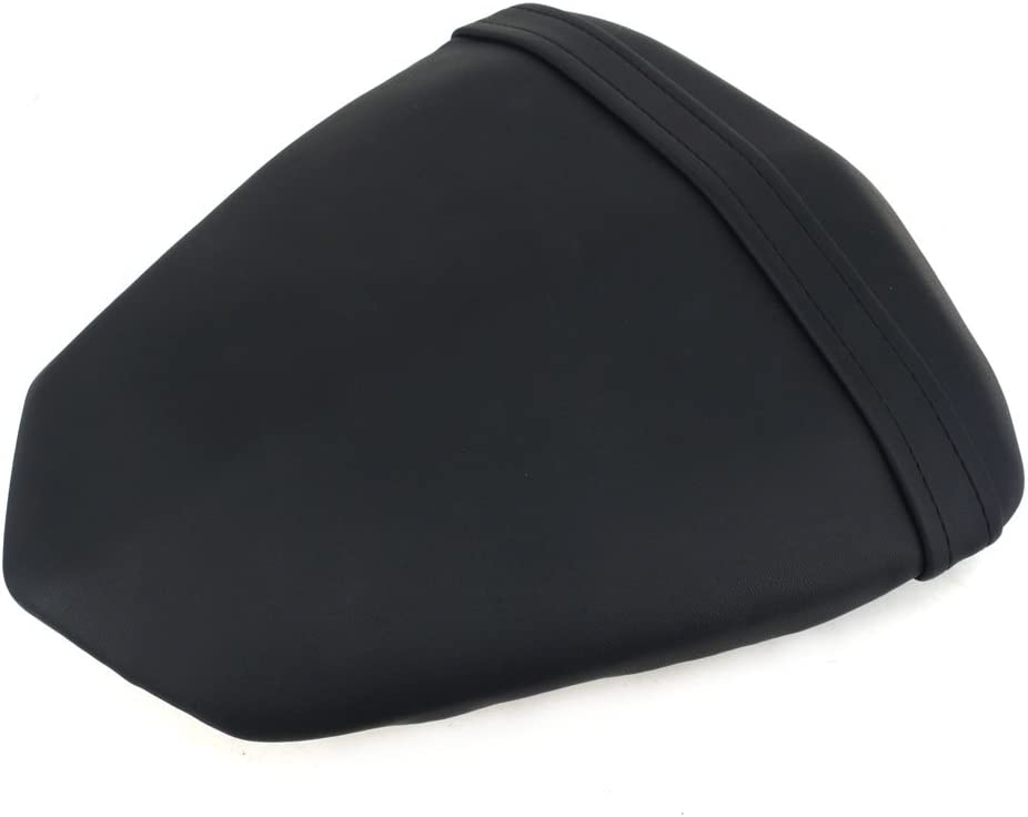 JFG RACING Black Back Motorcycle Comfortable Leather Soft Seat Ranking TOP14 Special price P