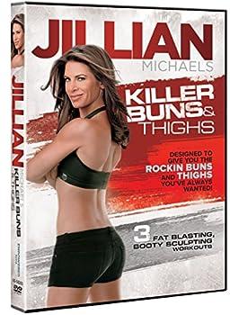 DVD Jillian Michaels: Killer Buns & Thighs Book