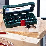 Fräserset Bosch HM 2607019469 - 5