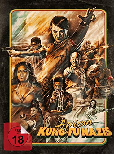 African Kung Fu Nazis - 2-Disc Limited Collector's Edition (Mediabook) [Blu-ray]