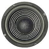 1 MIDRANGE Master Audio CW650/8M Altavoz 16,50 cm 165 mm 6,5' de diámetro 150 vatios rms 300 vatios MAX impedancia 8 ohmios 93 db spl, 1 Pieza