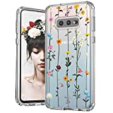 MOSNOVO Galaxy S10e Case, Wildflower Floral Flower Pattern
