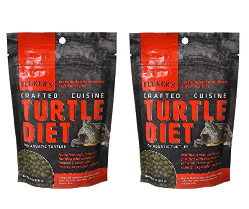 Soft Shell Turtle Food