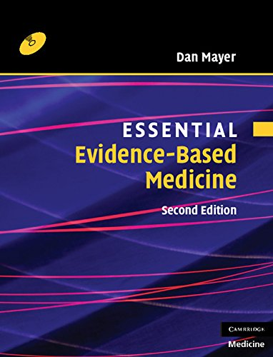 Compare Textbook Prices for Essential Evidence-based Medicine with CD-ROM 2 Edition ISBN 9780521712415 by Mayer, Dan