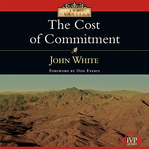 The Cost of Commitment audiobook cover art