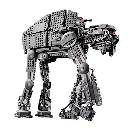 Rawikan UCS Razor Crest 1023 compatible con Star Wars (compatible con el modelo de ladrillos Lego)