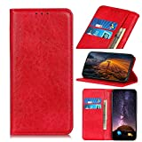 LISUONG MZYD AYDD pour DOOGEE N20 / Y9 Plus Magnétique Crazy Horse Texture Horizontal Horizontal...