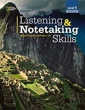 Listening & Notetaking Skills 1 (with Audio script) (Listening and Notetaking Skills, Fourth Edition)