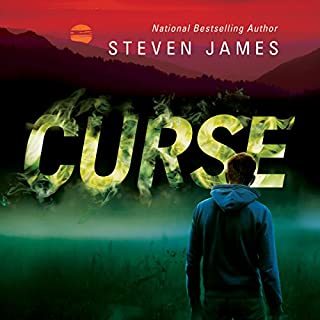 Curse     Blur Trilogy, Book 3              By:                                                                                                                                 Steven James                               Narrated by:                                                                                                                                 Nick Podehl                      Length: 9 hrs and 22 mins     207 ratings     Overall 4.4
