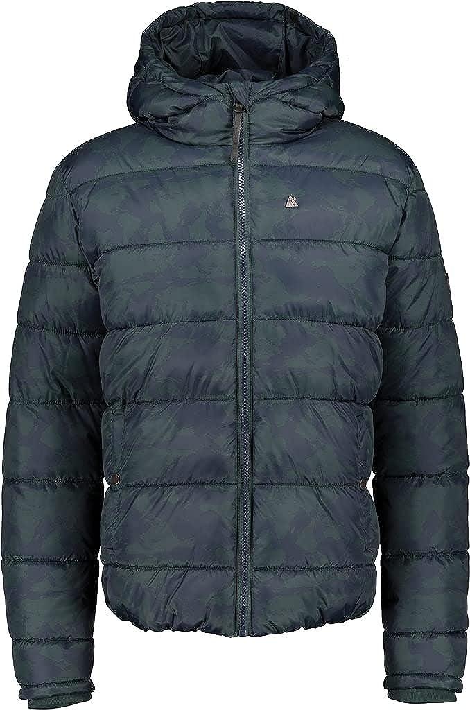 alife & kickin Men Winter Jacket Mr Black