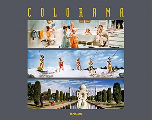 Colorama - Ein Bildband mit faszinierenden Einblicken in die Geschichte der Fotografie und die amerikanische Gesellschaft der 1950-1980er-Jahre. Aus ... 224 Seiten (George Eastman Museum Collectn)