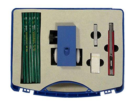 CGOLDENWALL potlood Hardheid Tester QHQ - een coating Hardheid Tester verf films krassen Tester 500g