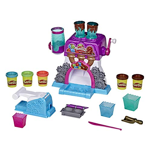 Play-Doh Kitchen Creations Candy Delight Playset (w/ 5 Cans) $15 + Free Shipping w/ Prime or $25+