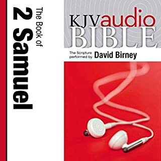 Pure Voice Audio Bible - King James Version, KJV: (09) 2 Samuel audiobook cover art