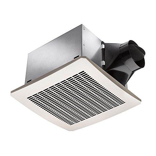 Delta BreezSignature VFB25ACH 80 CFM Exhaust Bath Fan with Humidity Sensor