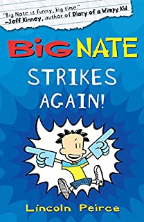 Peirce, L: Big Nate Strikes Again