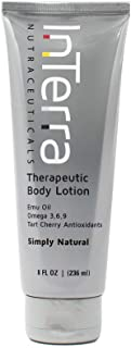 InTerra Nutraceuticals Therapeutic Body Lotions (Simply Natural)