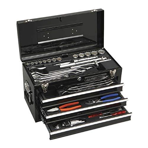 スーパー プロ用デラックス工具セット(チェストタイプ) S7000DX