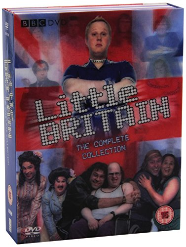 Little Britain - Complete Collection Box Set [Reino Unido] [DVD]
