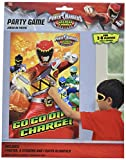 Power Rangers Dino Charge Party Game (Each)