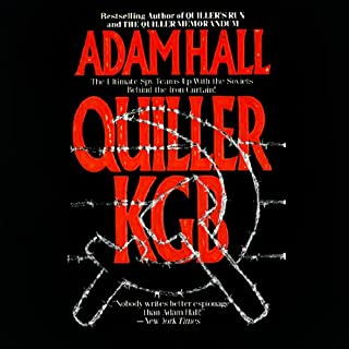 Quiller KGB cover art