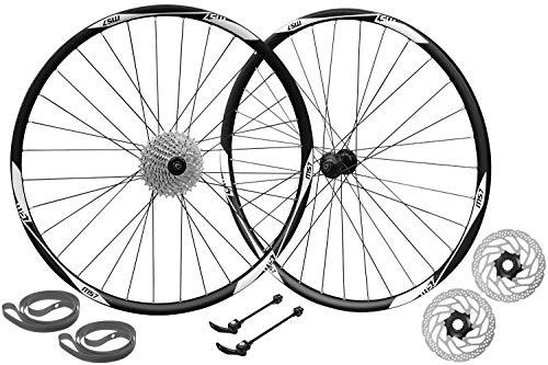 Madspeed7 700c 28' Hybrid (622x20) 29' 29er MTB Bike Wheel Set 10 Speed Disc Brake Shimano