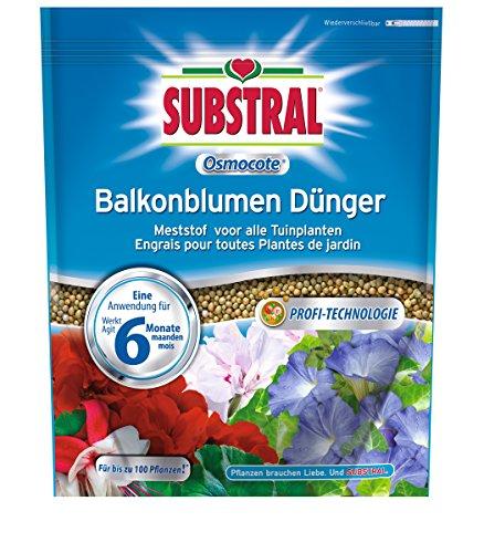 Substral Osmocote Balkonblumen Dünger - 1,5 kg