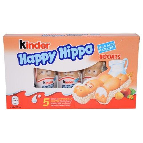 Kinder Happy Hippo Biscuits (103.5g) by Ferrero