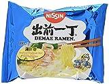 Nissin Instant Nudeln Demae Meeresfrüchte 100g, 30er Pack (30 x 100 g)
