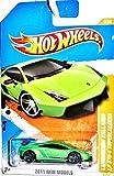 Hot Wheels 2011, Lamborghini Gallardo LP 570-4 Superleggera, 2011 New...