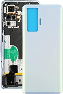ZHANGYOUDE Repair Parts Battery Back Cover for Vivo X50 Pro(Black) (Color : Green)